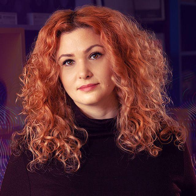 Talida Cristea - our new COO