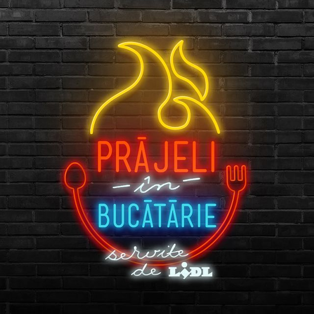 LIDL - Prajeli in Bucatarie